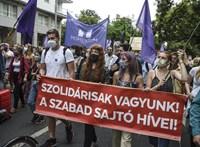 Cseh Katalin: Az EU-n múlik, mi lesz a magyar sajtószabadsággal