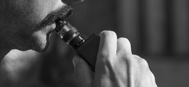 Többet segíthet a leszokásban az elektromos cigi, mint a nikotintapasz