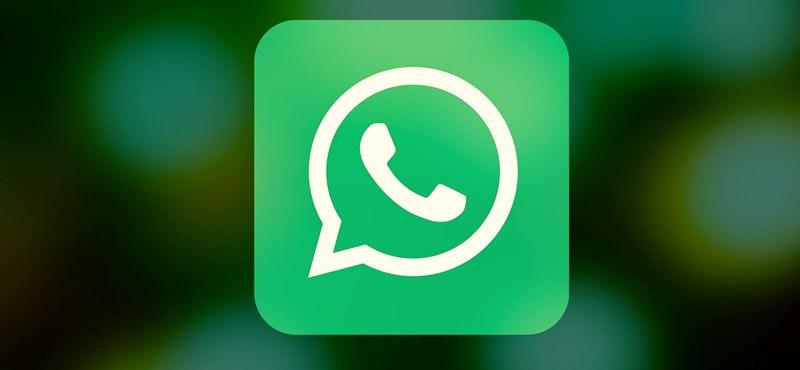 Kapcsolja be, fontos változás a WhatsAppban