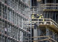 Az ország harmadában szinte nem épül új lakás