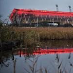 Magyarázatot kér a fehérvári önkormányzat, hogy került baktérium a stadion vizébe