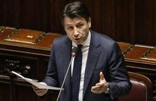 Nagy gazdasági reformot jelentett be az olasz miniszterelnök a járványkezelés miatt