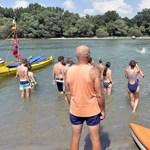 Hihetetlen, de igaz: a Duna vízállása Budapestnél 107 centiméter
