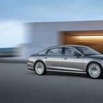650 lóerős lehet a környezetbarátnak ígért csúcs Audi A8