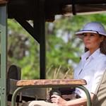 Melania Trump nagyon mellényúlt ezzel a kalappal