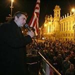 A saját egyházába ütközött az anticionista tüntetést szervező Hegedűs