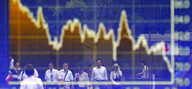 Gyengültek az ázsiai indexek