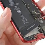Szétszedték az új olcsó iPhone-t, kiderült, mennyire könnyű javítani