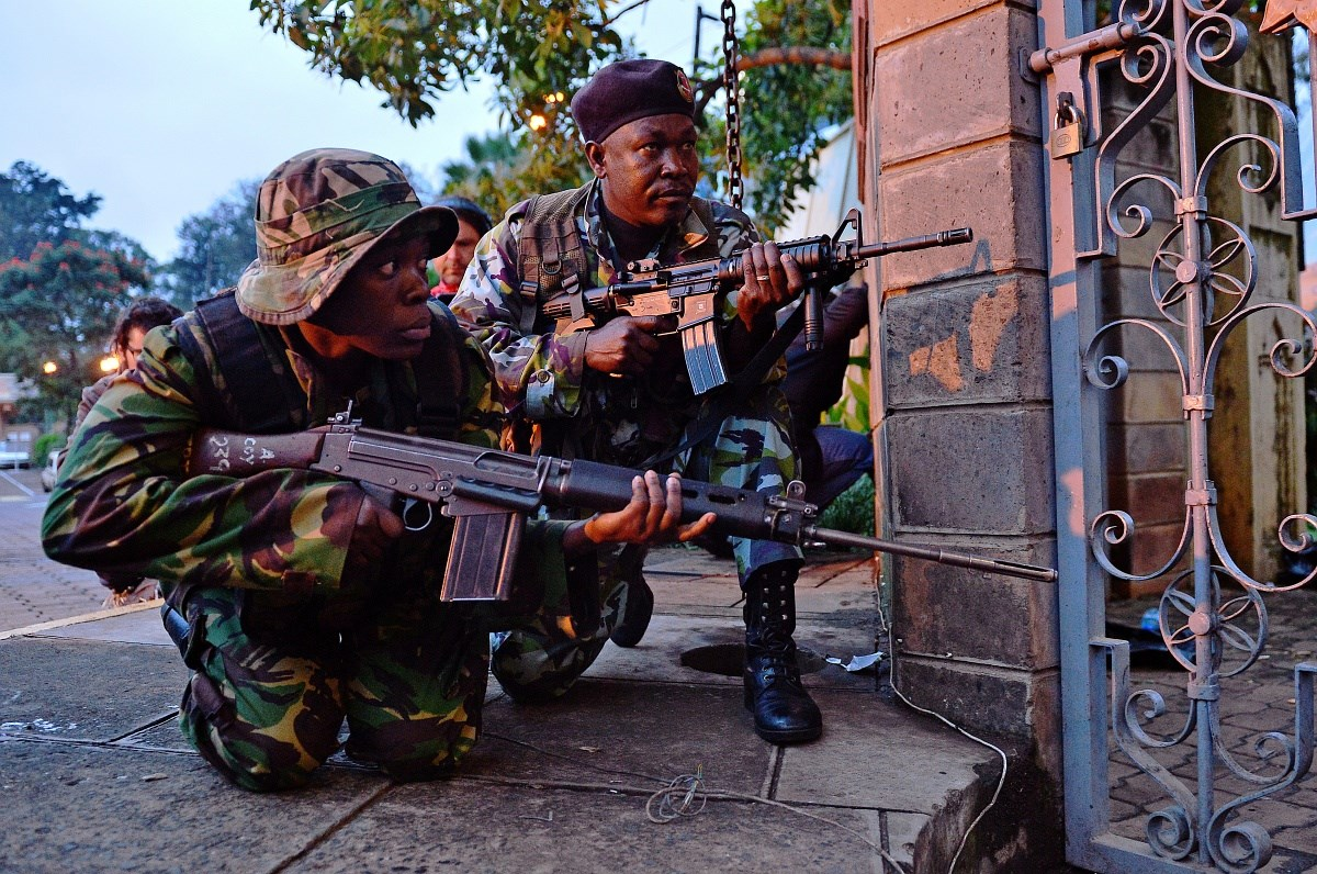 A kenyai terrortámadás képekben – Nagyítás-fotógaléria