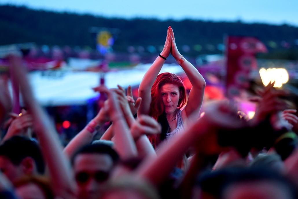 rev.17.06.30. Volt fesztivál sopron 3. nap Apey and The Pea Paramore