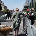 Terrorkészültséget rendeltek el Franciaországban, miután halálra késeltek egy rendőrnőt