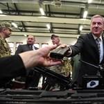 Benkő Tibor: Maradnak a magyar katonák Irakban