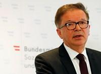 """""""A koronavírus nem tart szünetet, ahogy én sem tartottam"""" – Betegség miatt mondott le az osztrák egészségügyi miniszter"""