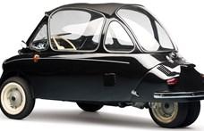 1956 négykerekűi: buborékautó, Trabant-előd és egy szinte nem is létező BMW