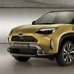 Terepes hangulatban: itt a hibrid Toyota Yaris Cross Adventure