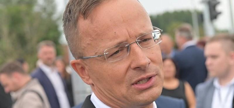 Szijjártó megnyugtatta Trumpékat: Magyarország támogatja a Közel-Kelet-politikájukat