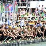 Daráló, bunyó, sikolyok – így látták a versenyt nyíltvízi úszóink