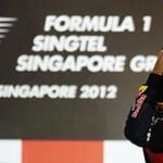 Vettel megúszta a büntetést, Webber bukta a 10. helyet