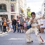 Egy norvég férfi 50 órán keresztül énekelt Elvis-dalokat