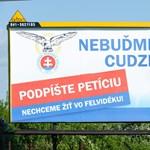 Roma-, magyar- és bevándorlásellenes párt válthatná Slota pártját
