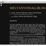 Miért ült be Lázár János Kálmán Olga vallatószékébe?