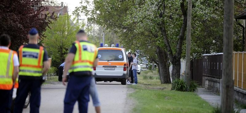 Lövöldözés Üllőn: egyedül az elkövető anyósa maradt életben