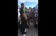 Elítélt rab szabadított ki egy autóból egy bezárt csecsemőt
