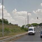 Négy autó ütközött a Ferihegyi gyorsforgalmin