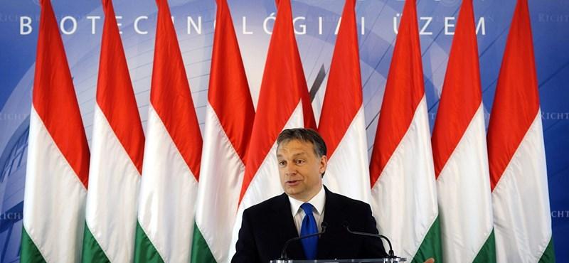 Orbán: a járulékok mérséklése a következő lépés