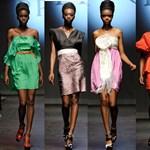 Lopják a modelleket a London Fashion Weekről