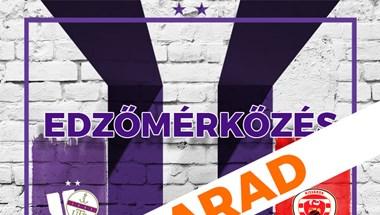 Koronavírus-gyanú miatt elmaradt az Újpest Kisvárda elleni meccse
