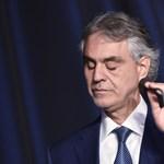 Andrea Bocelli letarolta a YouTube-ot