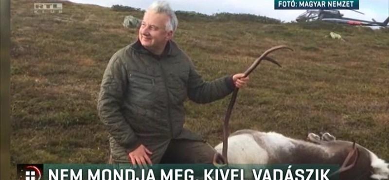 A NAV szerint Semjén nem tartozhat milliókkal a svéd vadászatok miatt