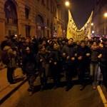 Vonulásos tüntetés lesz jövő szombaton Budapesten