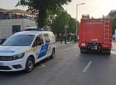 A gyerekek okozták a tüzet a MOM Sportközpont tetején