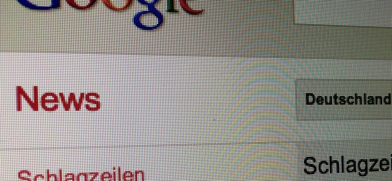 Elkezd fizetni a sajtónak a Google