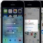 Itt az olcsó iPhone és az ujjlenyomat-olvasós is