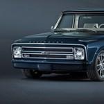 Egy kisteherautó is lehet műalkotás – nézzen rá erre a Chevroletre