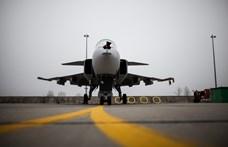 Egy pakisztáni repülő miatt riasztották a honvédség Gripenjeit