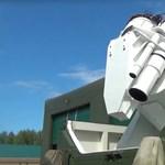 Rakéták helyett lézerfegyverrel védi majd magát egy amerikai hadihajó