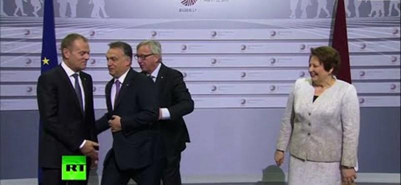 """Videó: """"Nyilván vissza nem adhatja"""" – képviselők az Orbánnak osztott pofonról"""