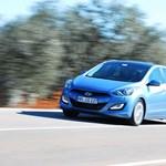 Hyundai i30 teszt: újabb pofon a Golfnak