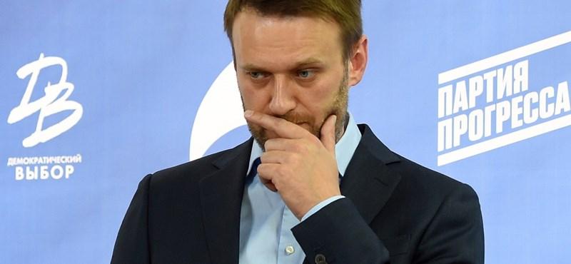 Kiengedték az orosz ellenzéki vezetőt