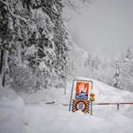 Lavina ölt meg két holland síelőt Tirolban