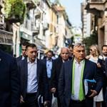 Orbán fáradtabban tért vissza, mint ahogy nyaralni ment – fotó