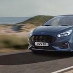 Új 7 üléses családi autók: íme a friss Ford S-Max és Galaxy