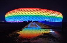 Az UEFA megtiltotta, hogy szivárványos stadionban tartsák a német–magyar mérkőzést