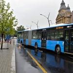 Ma csúcsra járnak a budapesti villamospótlók