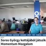 Leckéztetheti-e a Momentum az Origót?