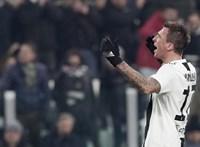 A 39 éves Ibrahimovic mellé igazolt egy 34 éves támadót is az AC Milan